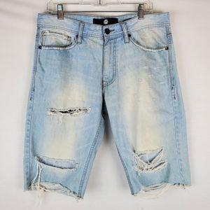 Jordan Craig cutoff shorts